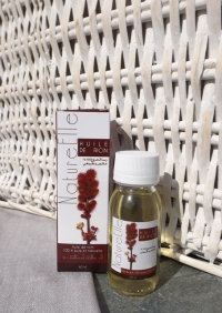 Ulei cosmetic de ricin NatureElle 60ml (sticla)